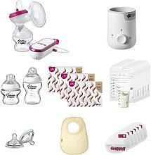 Tommee Tippee?Complete Breast Feeding Kit