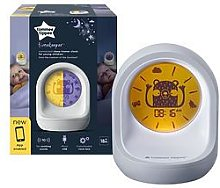 Tommee Tippee Connected Sleep Trainer Clock, White