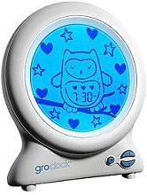 Tommee Tippee Gro-Clock Ollie the Owl, One Colour