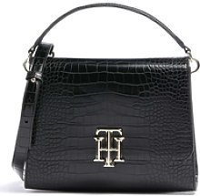 Tommy Hilfiger Lock Shoulder bag black
