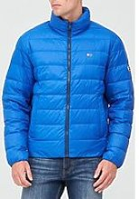 Tommy Jeans Packable Light Down Jacket - Blue