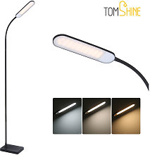 Tomshine LED Floor Lamp Touching Control Dimmable