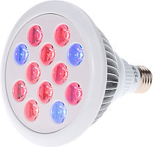 Tomshine - LED Grow Bulb E27 12W plant 12LEDs 3