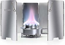 TOMSHOO Portable Stove Alcohol Burner with