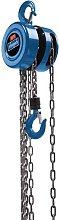 Ton Chain Hoist CB01 1000 kg 4907401000 - Scheppach