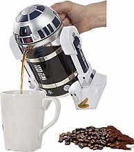 TONGSH Star Wars Coffee Press 4 Cup French Press -