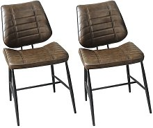 Tonkin Upholstered Dining Chair Brayden Studio