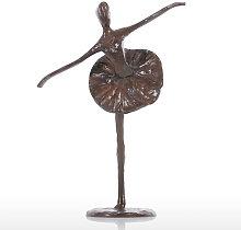 Tooarts - Iron sculpture ballet dance sculpture