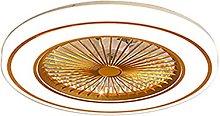 TOOED Ceiling Fan Light Mute Restaurant Fan