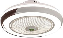 TOOED Ceiling Fan with LED Lighting, Ceiling