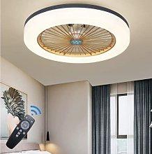 TOOED Ceiling Fan with Lighting, Fan Ceiling Fan