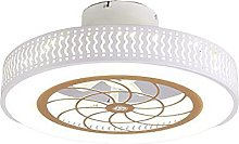 TOOED LED Dimmable Ceiling Light, Ceiling Fan,