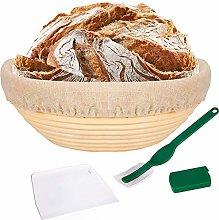 TOOGOO 10 Bread Proofing Basket - Banneton