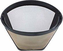 TOOGOO 1PC Permanent Reusable #4 Cone Shape Coffee
