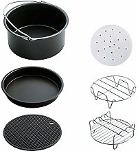 TOOGOO Air Fryer Accessories Air Fryer Set for
