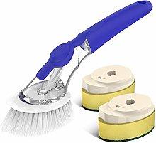 TOOGOO Soap Dispensing Dish Brush, Kitchen Dish