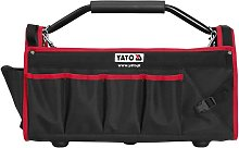 Tool Bag 49x23x28cm Black - Yato