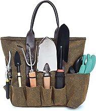 Tool Bag Organiser Gardening Kit Tote Bag Canvas