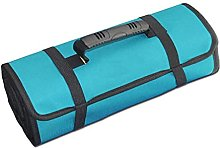 Tool Bag Organiser Pocket Tool Roll Organizer with