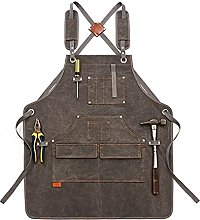 Tool Bag Organiser Tool Apron for Men Women Thick