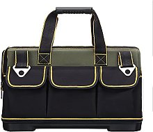 Tool Bag Organiser Wide Mouth Tool Bag with Base