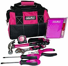 Tool Bag Pink with Tools