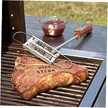 Tool Barbecue Grill Branding Iron 55 Letters