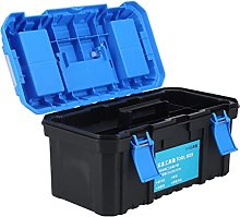 Tool Box, Double Layer Electrician Storage Case
