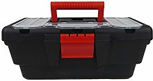 Tool Box with Reinforced Handle/Organizer Box for