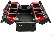 Tool Boxes Plastic Box with Handle Plastic Toolbox