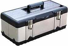 Tool Case Organizer 16-inch Tool Box with