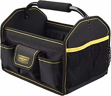 Tool Case Organizer Collapsible Open Top Tool Tote