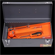 Tool Case Organizer Metal Portable Tool Box