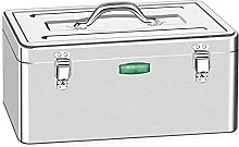 Tool Case Organizer Metal Tool Box Stainless Steel