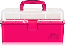 Tool Case Organizer Plastic Tool Box Transparent