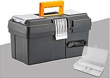 Tool Case Organizer Plastic Tool Box with Portable