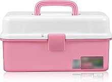 Tool Case Organizer Tool Box with Removable