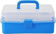 Tool Case Organizer Transparent Plastic Tool Box