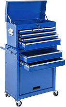 Tool chest with 8 drawers - tool box, tool box on