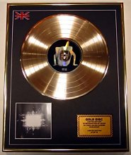 TOOL/LIMITED EDITION/CD GOLD DISC/ALBUM