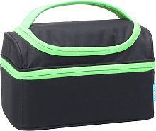 Tool Lunch Bag - Black & Green