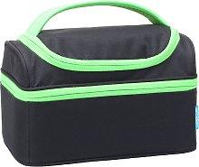 Tool Lunch Bag - Black & Green