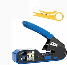 Tool Network Crimper Cable Stripping Plier