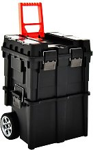 Tool Organiser Trolley with Handle 46x36x41