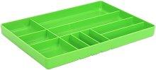 Tool & Parts Organizer Hi-Vis Green - Sealey