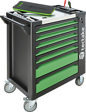 Tool Trolley with Tools 1599 PCs. - black