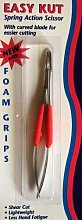 Tool Tron Easy Kut Spring Action Scissors, Pink