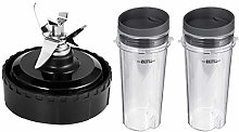 TOOLACC Blender Replacement Parts for Nutri Ninja,