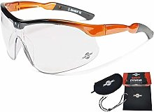 ToolFreak Agent Work and Sports Safety Glasses