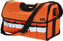Toolpack High-visibility Tote Tool Bag Timber